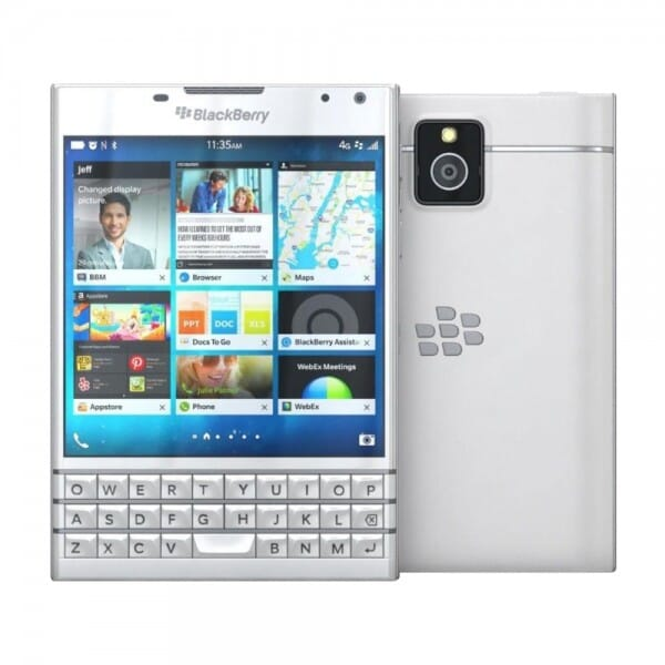 Overview of the BlackBerry Passport | | WOWLYST COM